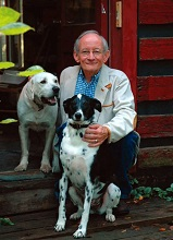 Ted Kooser, photo © Blue Flower Arts