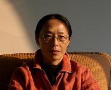 Wang Xiaoni | 王小妮, photo © 徐敬亚 | Xu Jingya